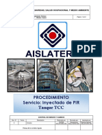 Procedimiento Aislaterm (Tanques Tcc) 2018