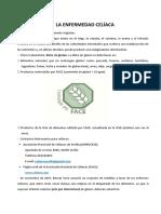 Celiaquia Información
