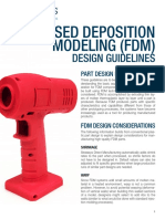 FDM Design Guidelines 2017