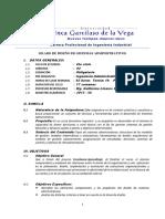 Diseño de Sistemas Administrativos