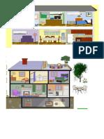 partes de la casa 2