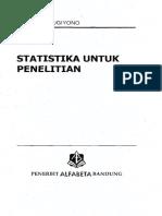 Dokupdf.com eBook Statistik Untuk Penelitian by Prof Dr Sugiyono 1
