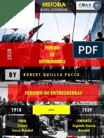 Periodo de Entreguerras | Robert Quillca Pacco