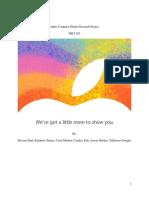 applecompanymarketresearchprojectmkt305-130220193416-phpapp02