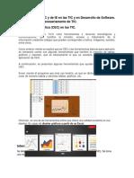 Aplicación Del CEC y de IE en Las TIC y en Desarrollo de Software