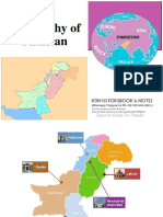 Geography of Pakistan