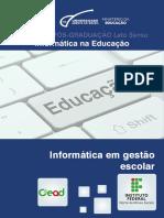Informática Em Gestão Escolar