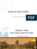 Scope of Urban Design