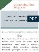 İNŞAAT MÜHENDİSLİĞİNE GİRİŞ 1 (Giriş ve Genel Açıklama).pdf