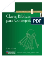 100 Claves de consejería June Hunt