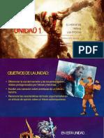 Unidad 1 El héroe en distintas épocas(HEROES Y HEROINAS) 7° BASICO