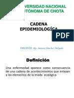 5. Cadena Epidemilogica