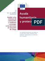 Ayuda Humanitaria y Protección Civil