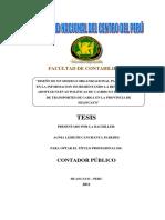 Canchaya Paredes