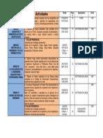 Plan de Evaluación 2018