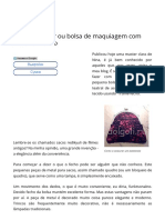 Como a costurar um saco de bolsa ou maquiagem com um fecho sem padrão.pdf
