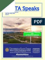 USTA Speaks 8th Issue 2018-1
