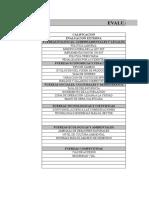 Analisis Foda - Contexto de La Organizacion