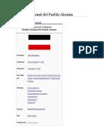 Partido Nacional Del Pueblo Alemán