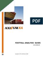 Axisvm Footfall Guide En