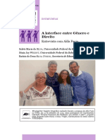 Alda Facio_A Interface Entre Genero e Direito