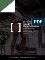 [R] _ Guia Do Levantamento Olímpico Com Método Reverso Para WOD, CrossFit e MMT