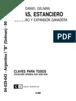 GELMAN - Rosas Estanciero