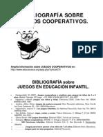 Bibliografia Sobre Juegos Cooperativos