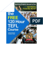 The Free 12 Hour TEFL Course