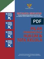 Pilar Pembangunan Hukum Dan Tata Kelola