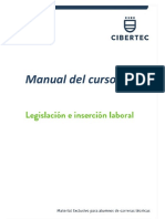 Manual Legislacion e Insercion Laboral