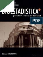 Bioestadística Para Las Ciencias de La Salud - Antonio Martín Andrés, Juan de Dios Luna Del Castillo