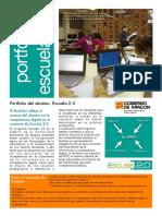 Portfolio Escuela 20