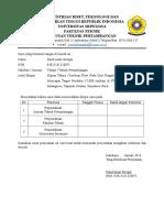Surat Bebas Pustaka Dasg