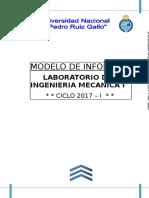 Modelo Informe Laboratorio 2017 i