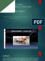 Diapositivas Para Expo T3 de Derecho Ambiental