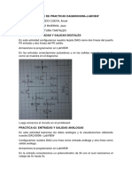Informe de Practicas Daq6000