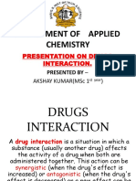 Drugs Interaction1.Ppt