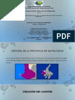 Santa Elena Datos Historicos