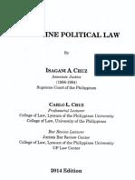 357181868 Philippine Political Law Isagani Cruz