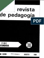 Hidalgo R. Concepto Actual de Evaluacion