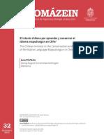 El interes chileno por parender y conservar el mapuzugun.pdf