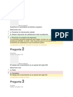 Evaluacion Unidad 2 Fundamentos de Economia Asturias