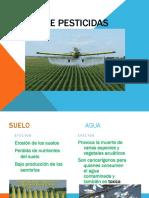 Uso de Pesticidas