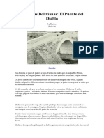 El Puente Del Diablo Potosí