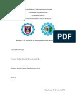 Informe 5 de Microbiología