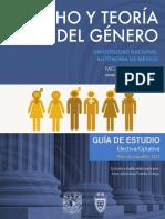 Guia Derecho Teoria Del Genero