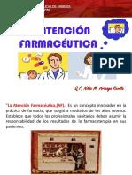 Atencion Farmaceutica 2013 2