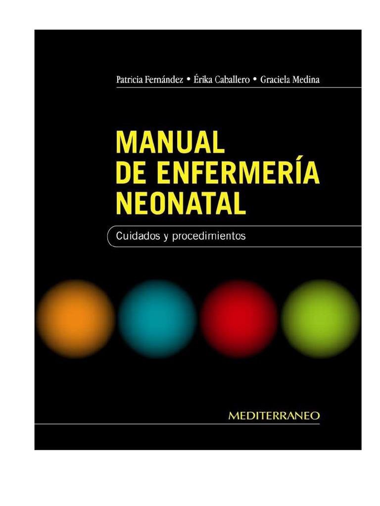 Manual de Enfermeria en Neonatologia