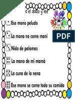Tira El Dado Nivel 1-4